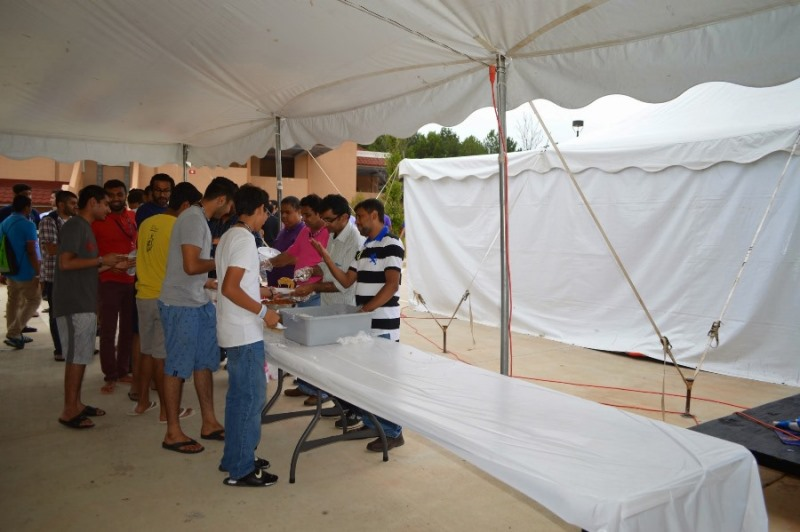 Shree Swaminarayan Nar Narayan Dev (NNDYM) Camp 2014 Byron Georgia (132)