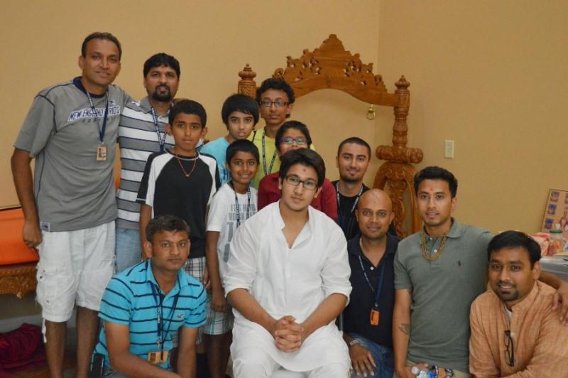 Shree Swaminarayan Nar Narayan Dev (NNDYM) Camp 2014 Byron Georgia (14)