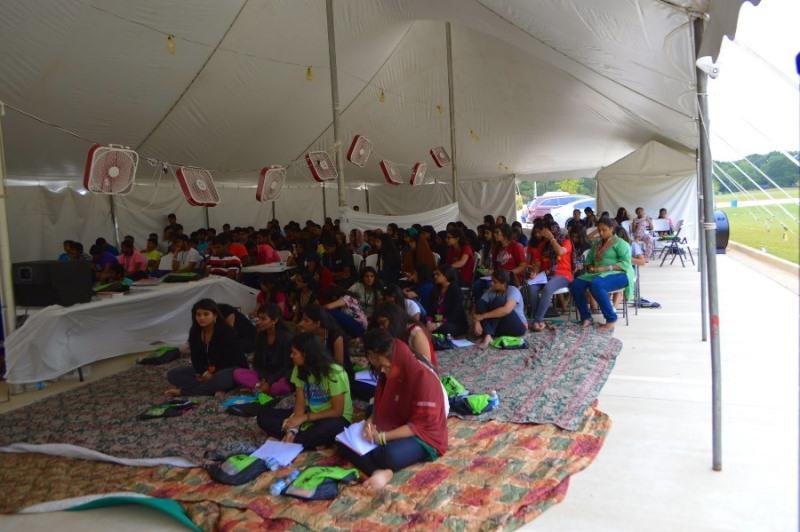Shree Swaminarayan Nar Narayan Dev (NNDYM) Camp 2014 Byron Georgia (147)