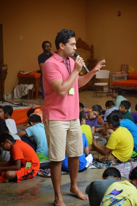 Shree Swaminarayan Nar Narayan Dev (NNDYM) Camp 2014 Byron Georgia (152)