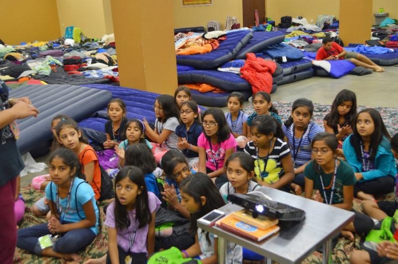 Shree Swaminarayan Nar Narayan Dev (NNDYM) Camp 2014 Byron Georgia (158)