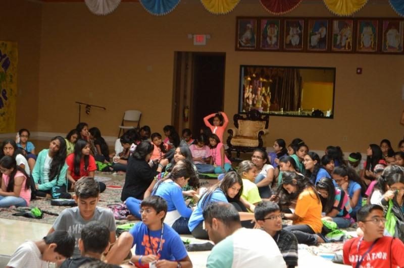 Shree Swaminarayan Nar Narayan Dev (NNDYM) Camp 2014 Byron Georgia (162)