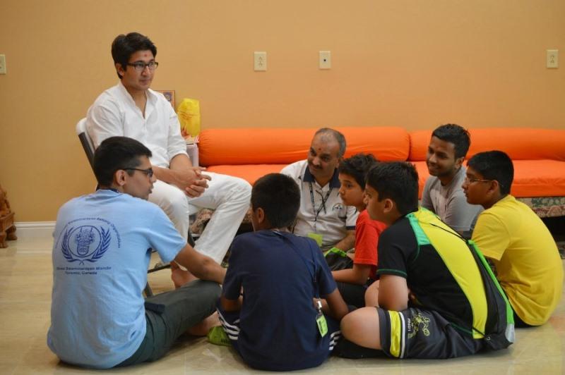 Shree Swaminarayan Nar Narayan Dev (NNDYM) Camp 2014 Byron Georgia (18)