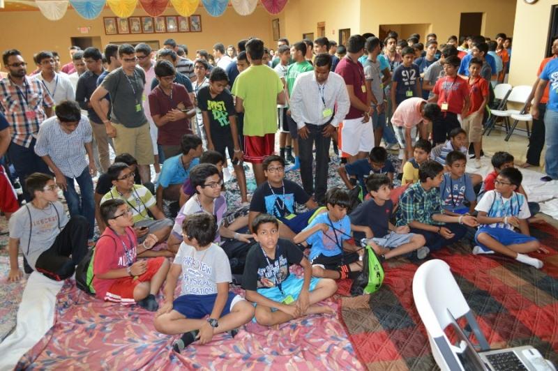 Shree Swaminarayan Nar Narayan Dev (NNDYM) Camp 2014 Byron Georgia (190)