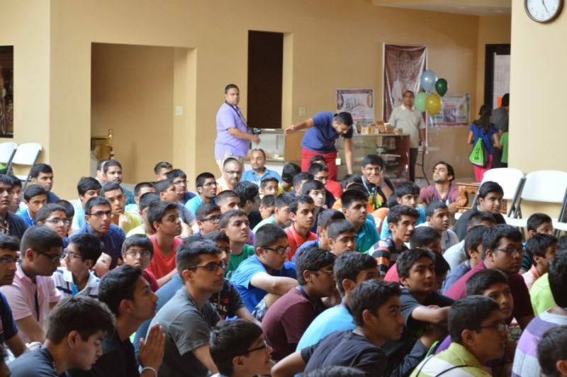 Shree Swaminarayan Nar Narayan Dev (NNDYM) Camp 2014 Byron Georgia (196)