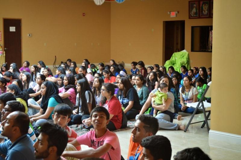 Shree Swaminarayan Nar Narayan Dev (NNDYM) Camp 2014 Byron Georgia (198)
