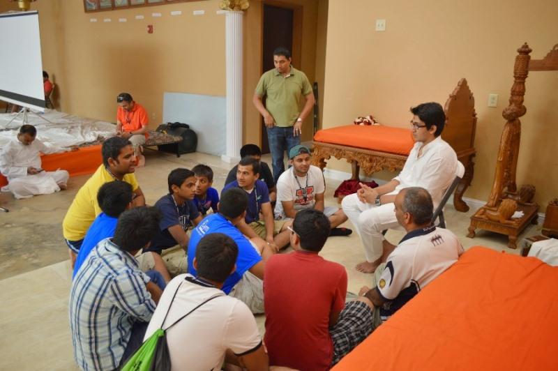Shree Swaminarayan Nar Narayan Dev (NNDYM) Camp 2014 Byron Georgia (20)