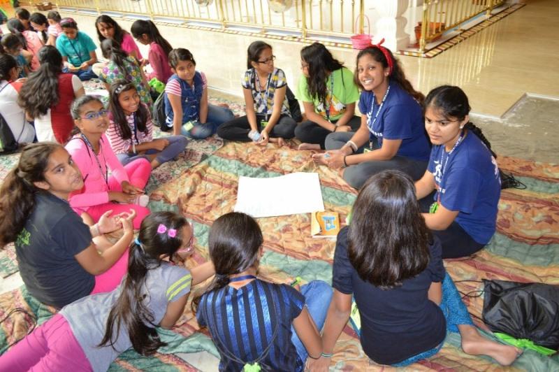 Shree Swaminarayan Nar Narayan Dev (NNDYM) Camp 2014 Byron Georgia (207)