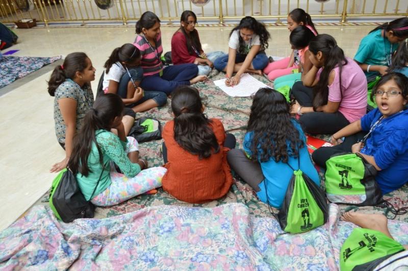 Shree Swaminarayan Nar Narayan Dev (NNDYM) Camp 2014 Byron Georgia (212)