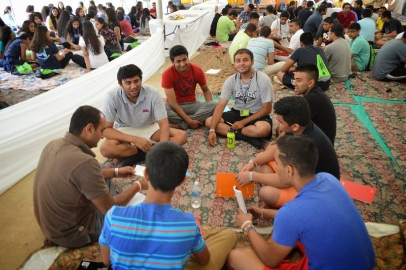Shree Swaminarayan Nar Narayan Dev (NNDYM) Camp 2014 Byron Georgia (225)