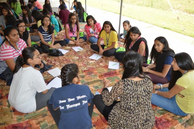 Shree Swaminarayan Nar Narayan Dev (NNDYM) Camp 2014 Byron Georgia (232)