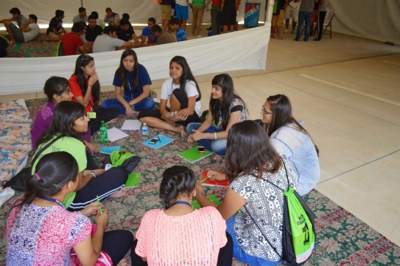 Shree Swaminarayan Nar Narayan Dev (NNDYM) Camp 2014 Byron Georgia (236)