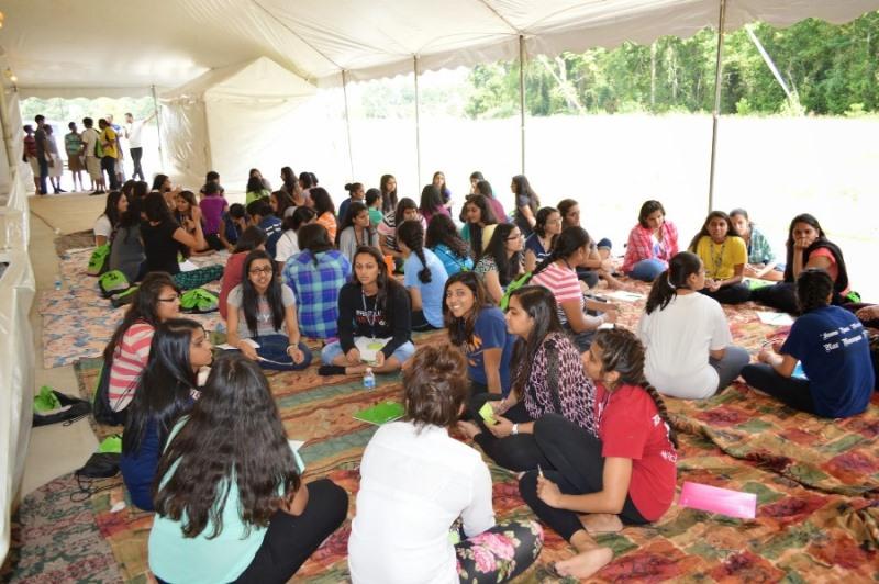 Shree Swaminarayan Nar Narayan Dev (NNDYM) Camp 2014 Byron Georgia (240)