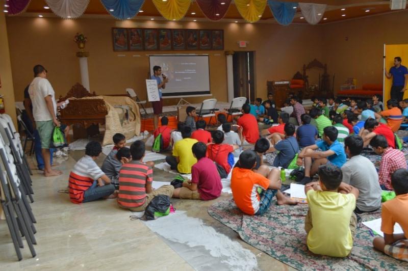 Shree Swaminarayan Nar Narayan Dev (NNDYM) Camp 2014 Byron Georgia (243)