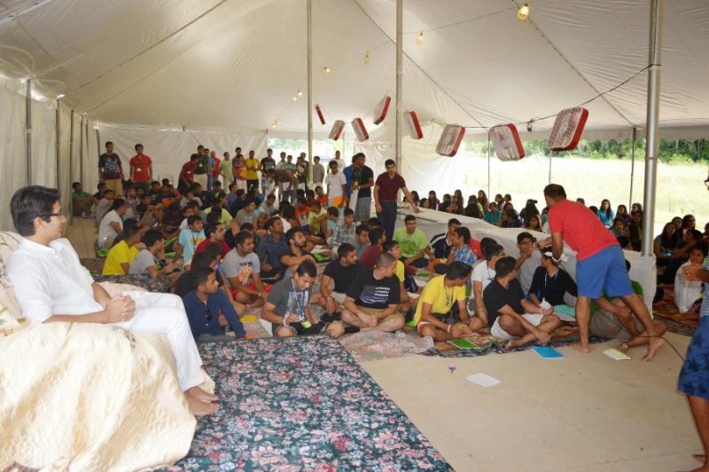 Shree Swaminarayan Nar Narayan Dev (NNDYM) Camp 2014 Byron Georgia (248)