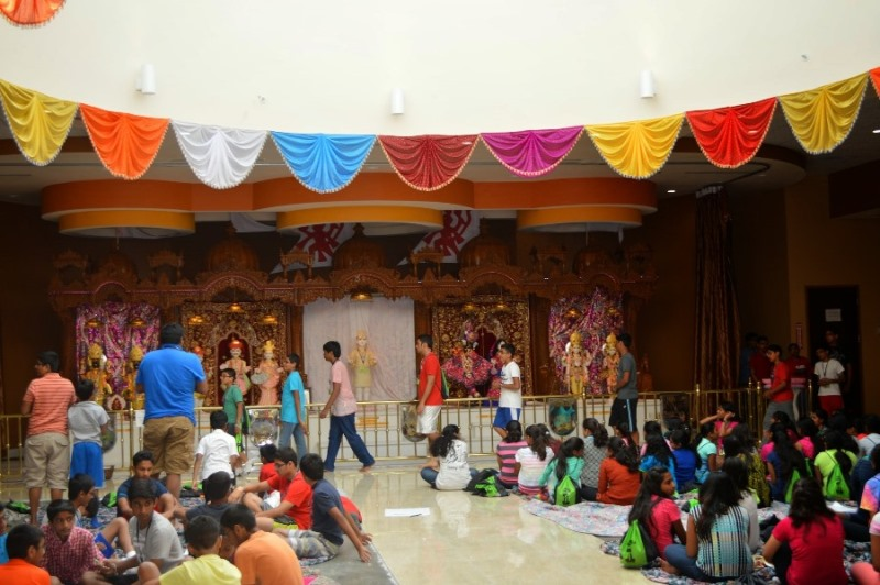 Shree Swaminarayan Nar Narayan Dev (NNDYM) Camp 2014 Byron Georgia (254)