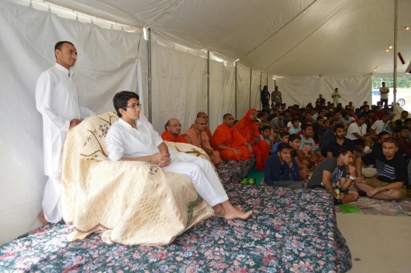 Shree Swaminarayan Nar Narayan Dev (NNDYM) Camp 2014 Byron Georgia (256)