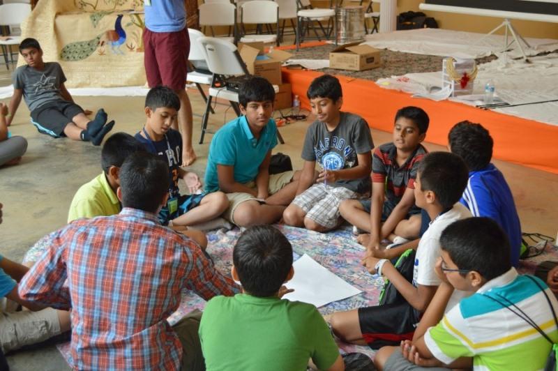 Shree Swaminarayan Nar Narayan Dev (NNDYM) Camp 2014 Byron Georgia (258)