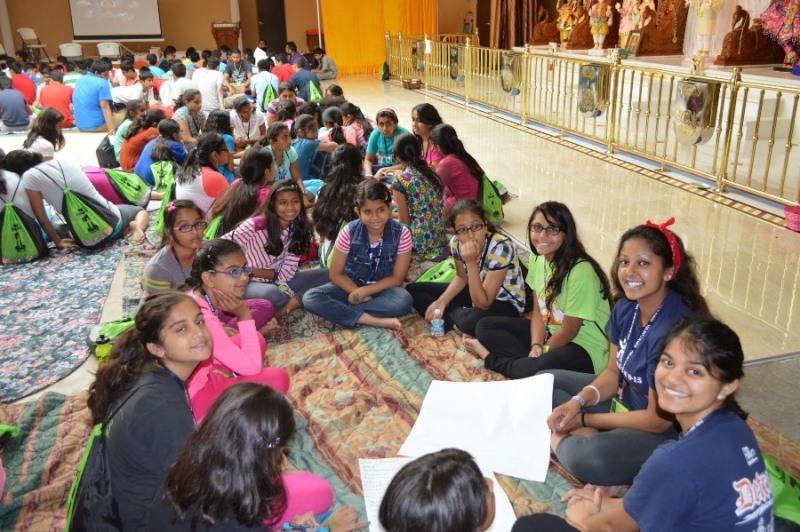Shree Swaminarayan Nar Narayan Dev (NNDYM) Camp 2014 Byron Georgia (260)