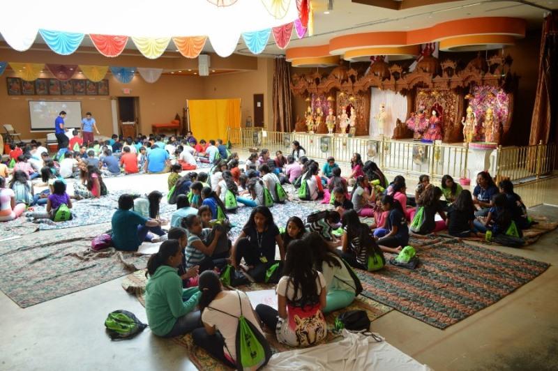 Shree Swaminarayan Nar Narayan Dev (NNDYM) Camp 2014 Byron Georgia (262)