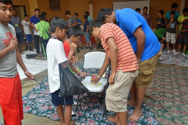 Shree Swaminarayan Nar Narayan Dev (NNDYM) Camp 2014 Byron Georgia (267)