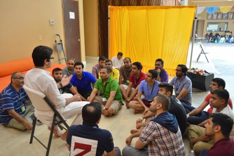 Shree Swaminarayan Nar Narayan Dev (NNDYM) Camp 2014 Byron Georgia (279)