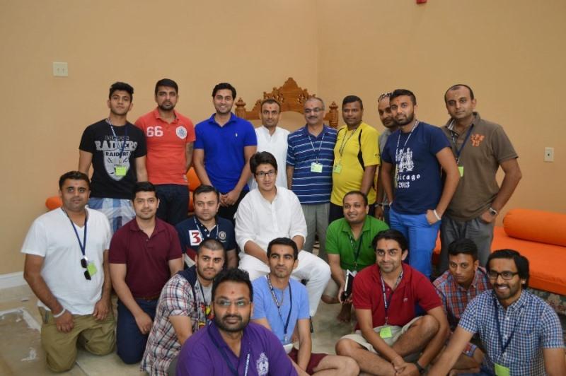 Shree Swaminarayan Nar Narayan Dev (NNDYM) Camp 2014 Byron Georgia (281)