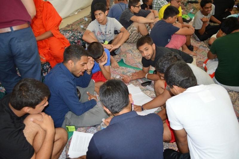 Shree Swaminarayan Nar Narayan Dev (NNDYM) Camp 2014 Byron Georgia (299)