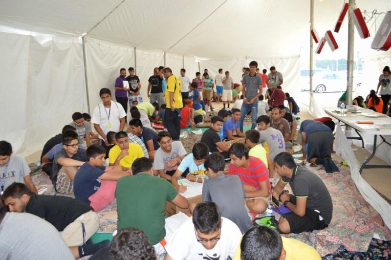 Shree Swaminarayan Nar Narayan Dev (NNDYM) Camp 2014 Byron Georgia (300)