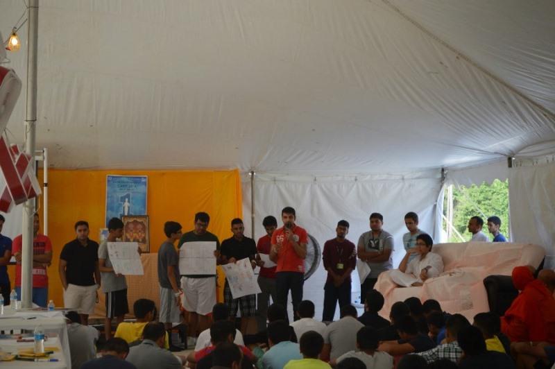Shree Swaminarayan Nar Narayan Dev (NNDYM) Camp 2014 Byron Georgia (305)