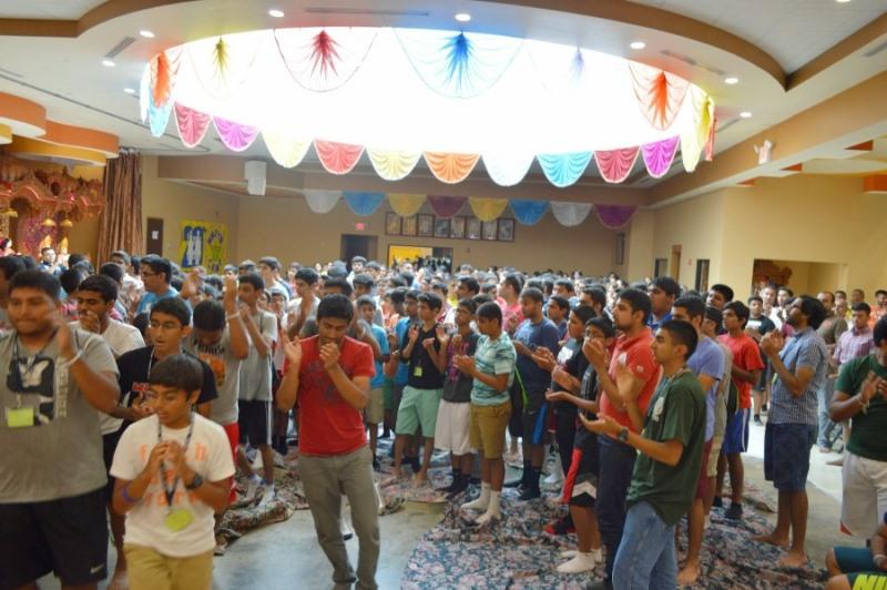 Shree Swaminarayan Nar Narayan Dev (NNDYM) Camp 2014 Byron Georgia (307)