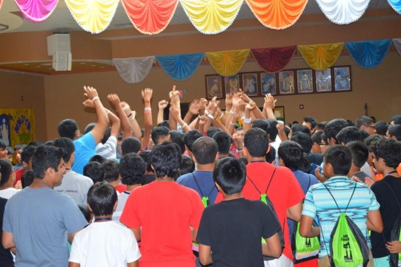 Shree Swaminarayan Nar Narayan Dev (NNDYM) Camp 2014 Byron Georgia (311)