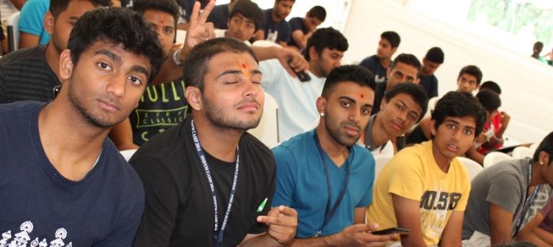 Shree Swaminarayan Nar Narayan Dev (NNDYM) Camp 2014 Byron Georgia (350)