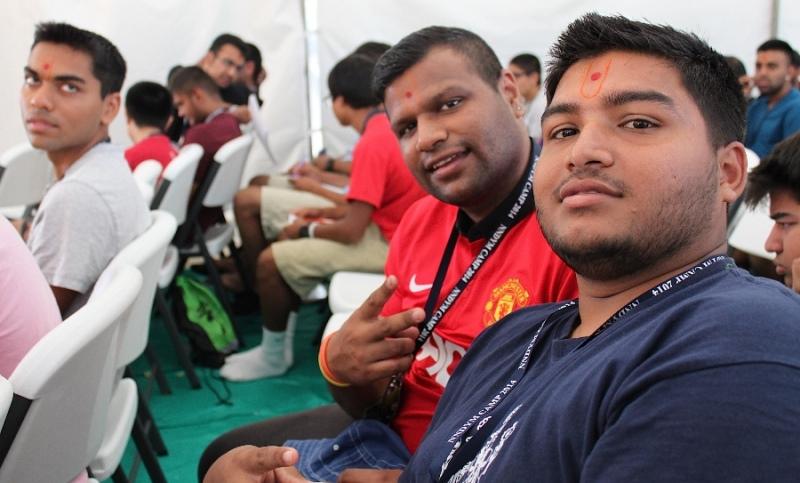 Shree Swaminarayan Nar Narayan Dev (NNDYM) Camp 2014 Byron Georgia (352)