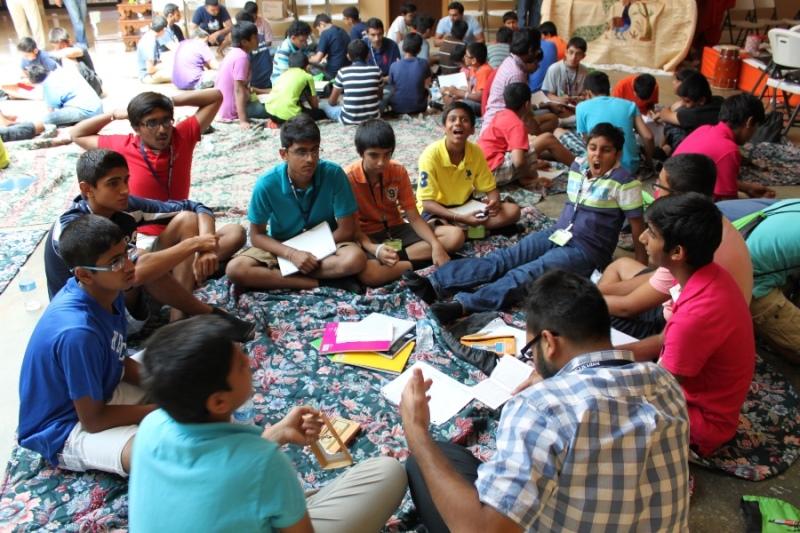 Shree Swaminarayan Nar Narayan Dev (NNDYM) Camp 2014 Byron Georgia (366)