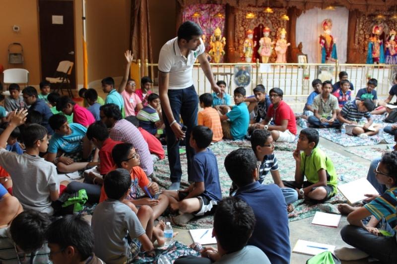 Shree Swaminarayan Nar Narayan Dev (NNDYM) Camp 2014 Byron Georgia (370)