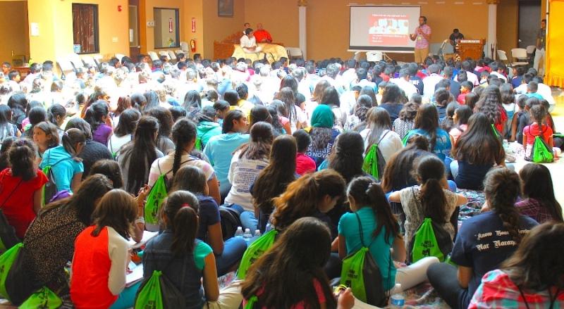Shree Swaminarayan Nar Narayan Dev (NNDYM) Camp 2014 Byron Georgia (375)