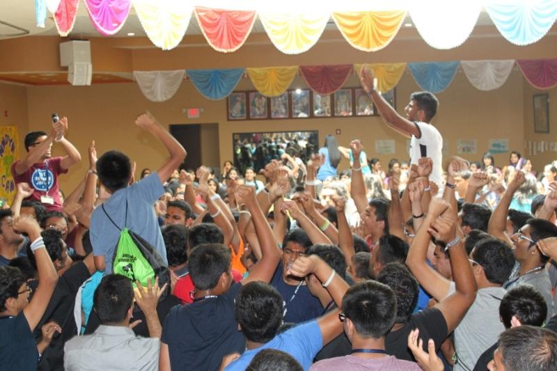 Shree Swaminarayan Nar Narayan Dev (NNDYM) Camp 2014 Byron Georgia (379)