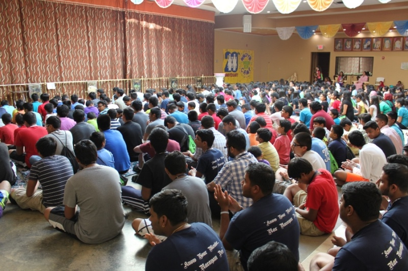Shree Swaminarayan Nar Narayan Dev (NNDYM) Camp 2014 Byron Georgia (380)