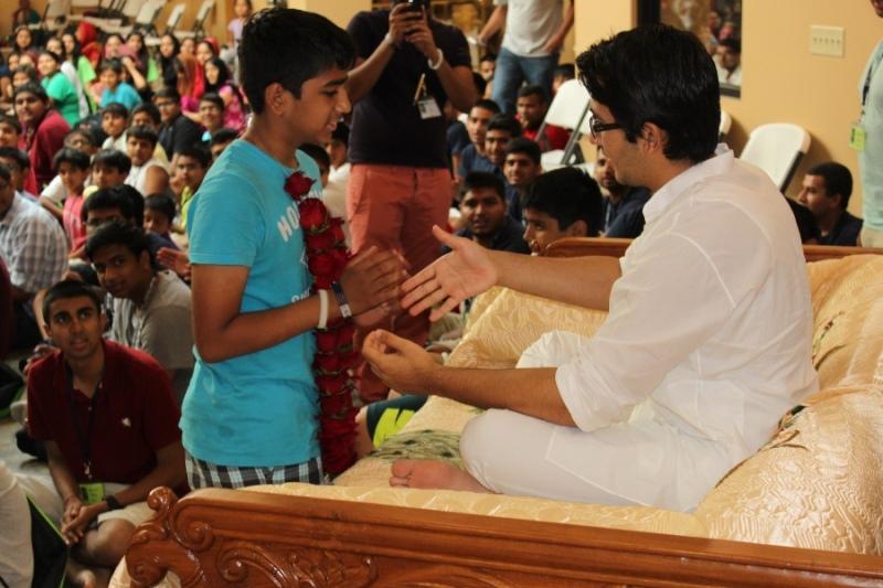 Shree Swaminarayan Nar Narayan Dev (NNDYM) Camp 2014 Byron Georgia (384)