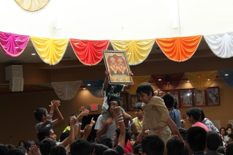 Shree Swaminarayan Nar Narayan Dev (NNDYM) Camp 2014 Byron Georgia (390)