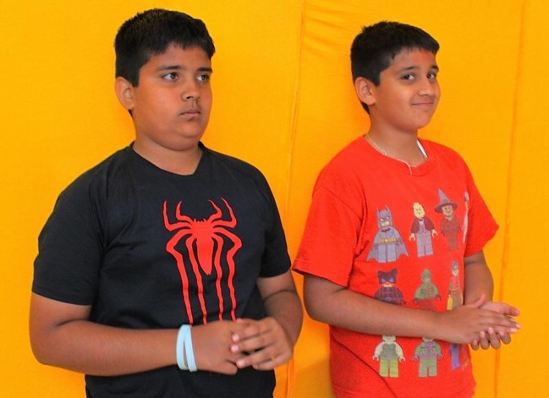 Shree Swaminarayan Nar Narayan Dev (NNDYM) Camp 2014 Byron Georgia (401)