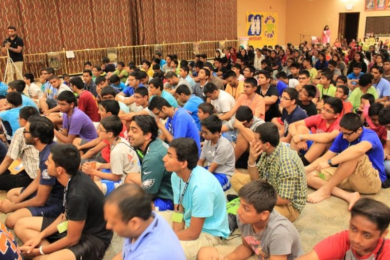 Shree Swaminarayan Nar Narayan Dev (NNDYM) Camp 2014 Byron Georgia (406)