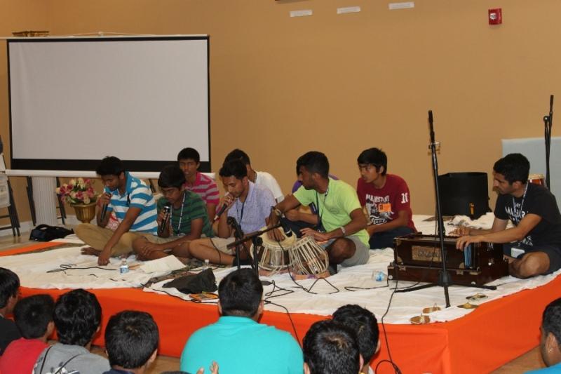 Shree Swaminarayan Nar Narayan Dev (NNDYM) Camp 2014 Byron Georgia (407)