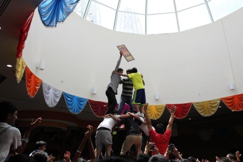 Shree Swaminarayan Nar Narayan Dev (NNDYM) Camp 2014 Byron Georgia (420)