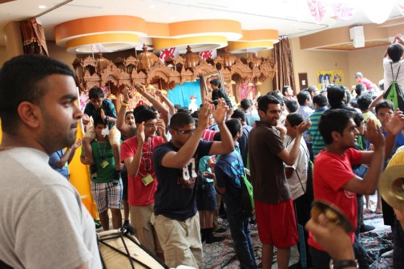 Shree Swaminarayan Nar Narayan Dev (NNDYM) Camp 2014 Byron Georgia (425)