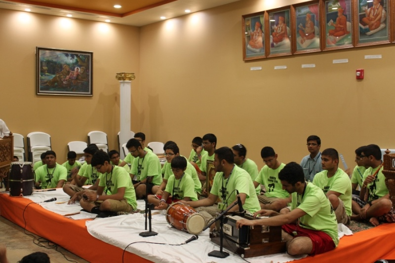 Shree Swaminarayan Nar Narayan Dev (NNDYM) Camp 2014 Byron Georgia (437)