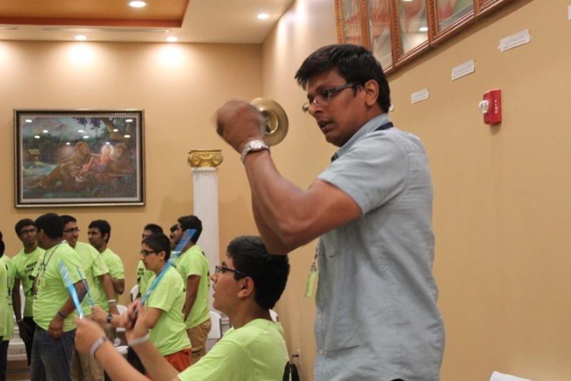Shree Swaminarayan Nar Narayan Dev (NNDYM) Camp 2014 Byron Georgia (439)
