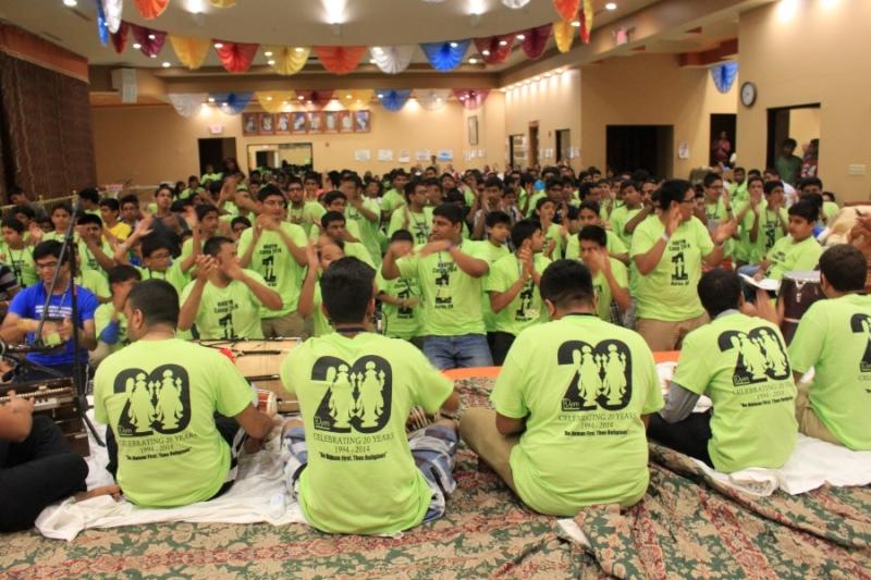 Shree Swaminarayan Nar Narayan Dev (NNDYM) Camp 2014 Byron Georgia (440)