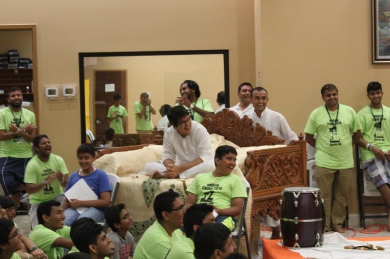 Shree Swaminarayan Nar Narayan Dev (NNDYM) Camp 2014 Byron Georgia (442)
